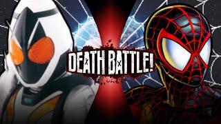 Fan Made Death Battle Trailer: Fourze VS Miles Morales (Kamen Rider VS Marvel)