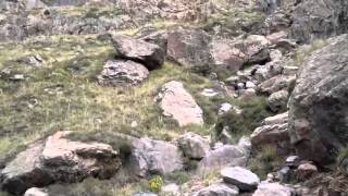 Cascada El Salto de Potrerillos - Mendoza - Argentina