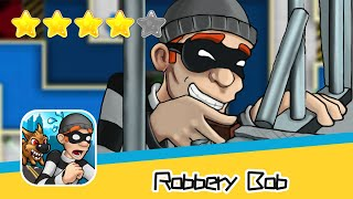 Robbery Bob Bonus 13 Walkthrough Prison Bob Recommend index four stars