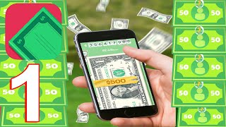 Make It Rain Love of Money Gameplay Walkthrough Part 1 (IOS/Android)