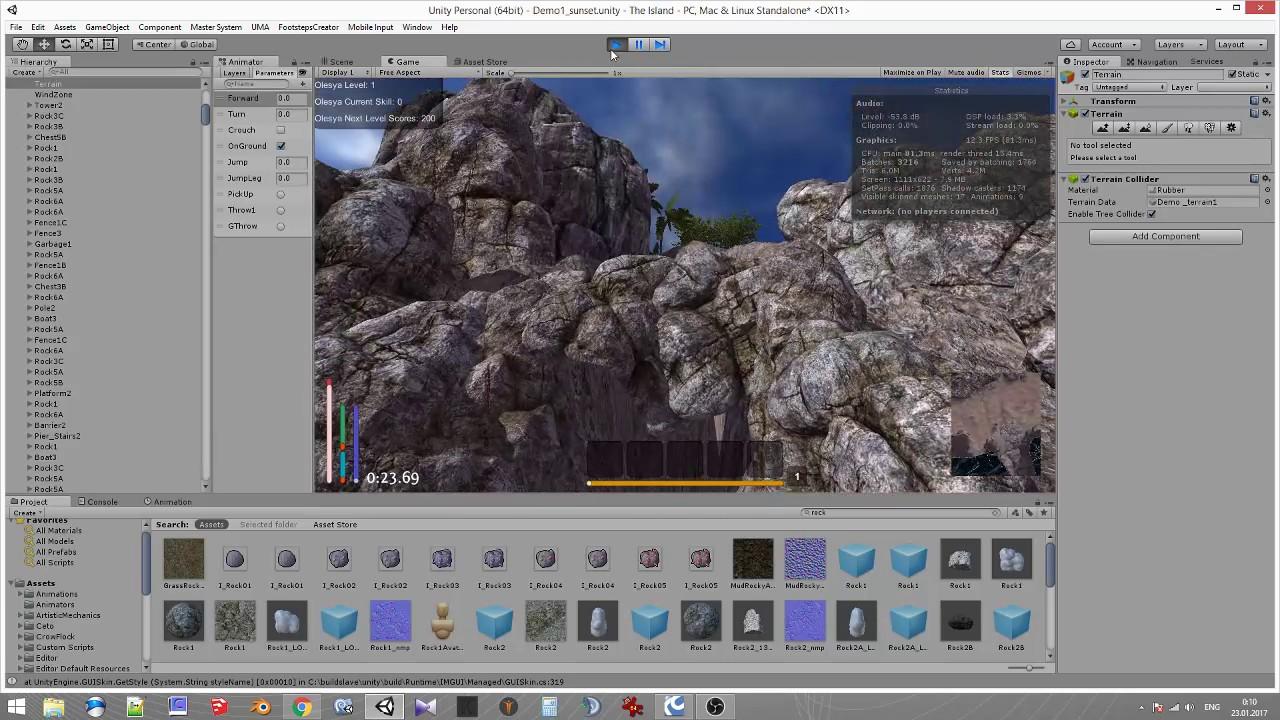 Как сделать уровень в unity3d Создание 2д уровня - Unity, Unity3D - Киберфорум