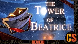 THE TOWER OF BEATRICE - PS4 REVIEW (Video Game Video Review)