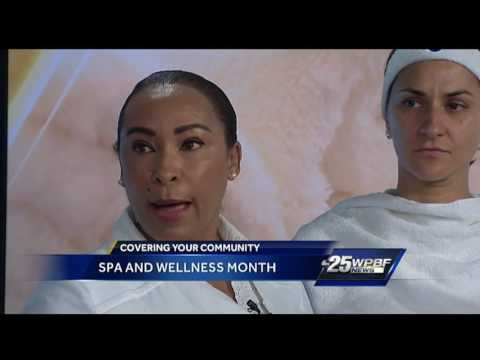 Spa & Wellness month