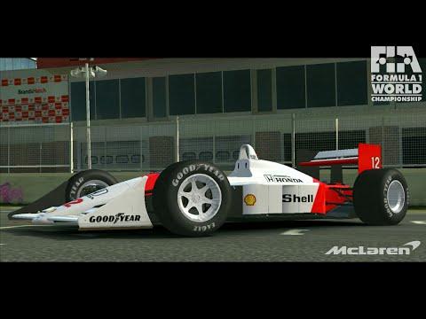 Real Racing 3 | 1988 McLaren Honda MP4/4 Total Upgrade Cost + Test Drive