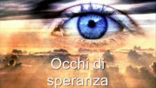 Occhi di speranza