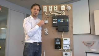 2e klas natuurkunde - beveiliging meterkast