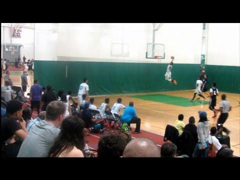 "Travon Mayo - 6'5"" Guard (Greensboro Day School)"
