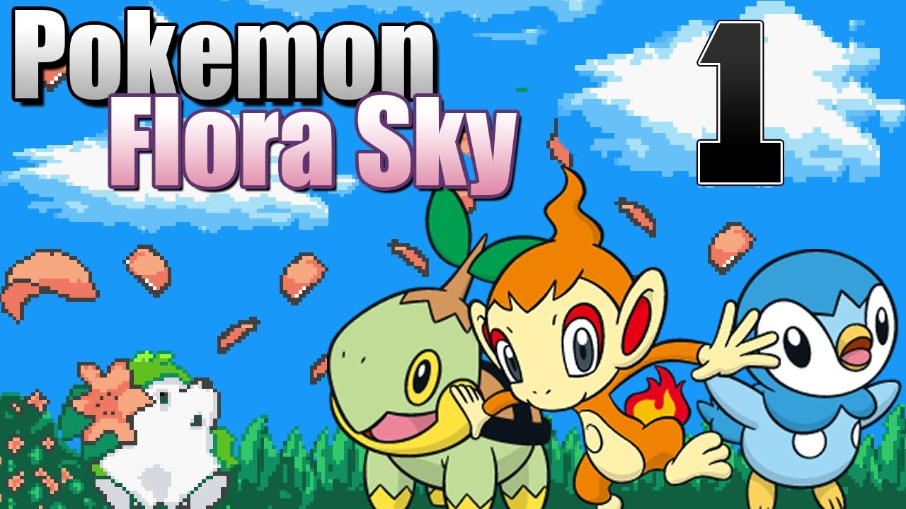 Download Pokemon Flora Sky (Final Version Released)