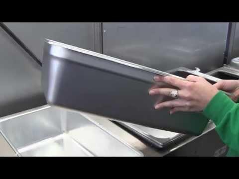 Steam Tables - Steam Table Pan Depths