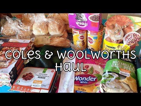 coles-&-woolworths-weekly-grocery-haul-+-meal-plan