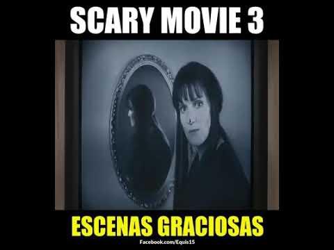 Scary movie 3 ESCENAS GRACIOSAS  meme #m