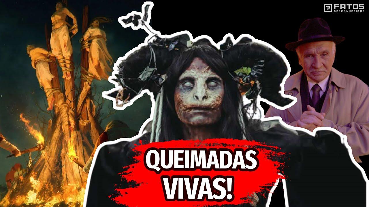 Download As bruxas da vida real que foram condenadas à morte - Sexta do Medo
