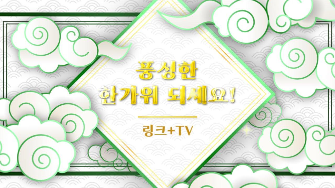 [위클링클 12화] 추석특집 링크+TV 비하인드!✨