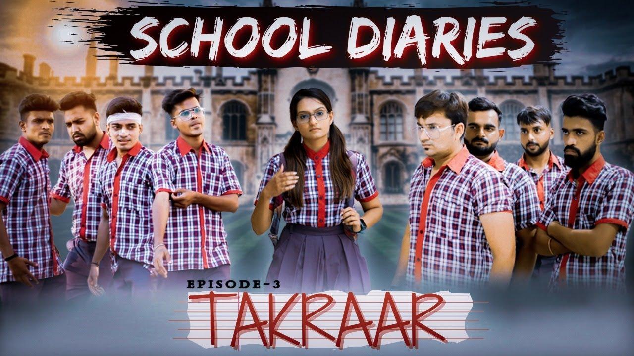 School Dairies EP - 3 | TAKRAAR - Kaminey Frendzz | Gujarati Comedy Web Series