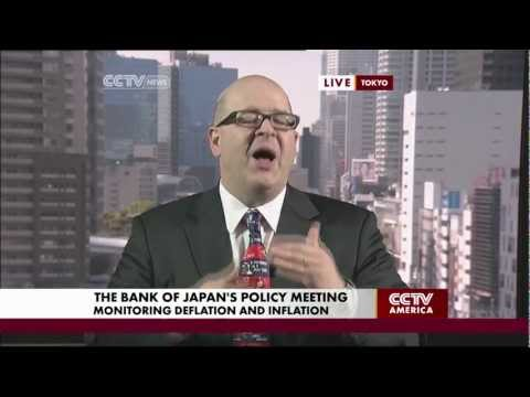 Ed Rogers on the Bank of Japan