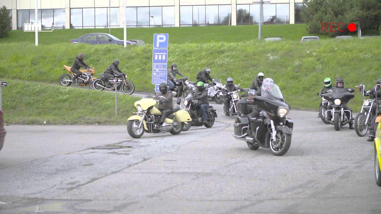 Moottoripyöräjengi