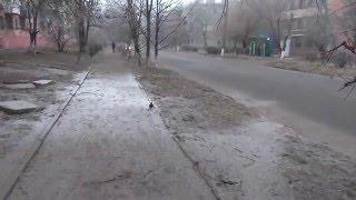 Загадочное природное явление в Днепродзержинске