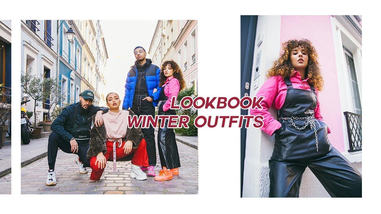 [VIDEO] - We Are Streetstyle LOOKBOOK #3 WINTER OUTFITS (Baya.zm, Rouli.ta, Prple_4huncho, Samycht) | WASS TV 4