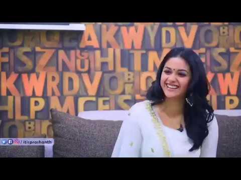 Keerthi suresh talk about thalapathy vijay 62 thumbnail
