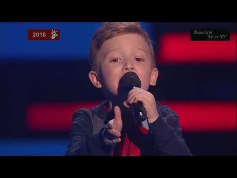 Andrey. 'Attention'. The Voice Kids Russia 2018.