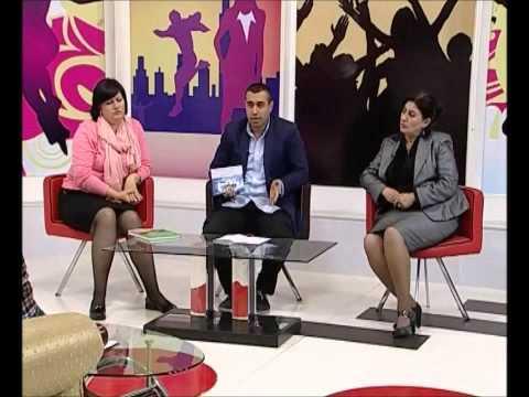 """""""Education for All"""" preschool campaign on CANUB TV. Lenkoran www.UAFA.az"""