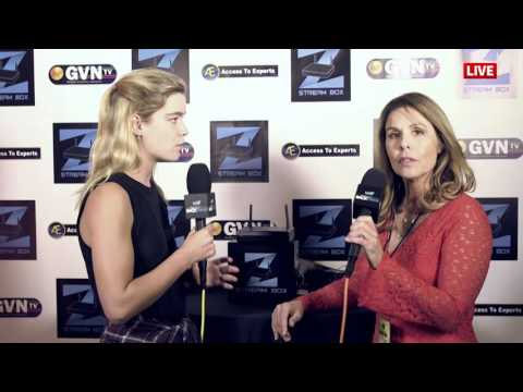 Gemita Samarra  AMA's 2015 Z Stream Lounge