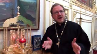 Сколько раз креститься во время Символа веры?