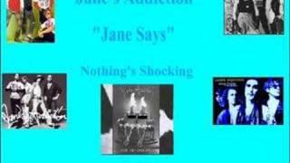 Jane's Addiction - Jane Says (1988 Version)