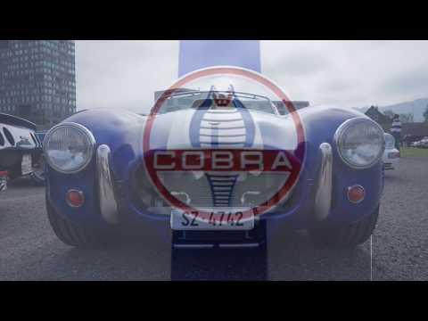 Bill Weir Memoirs #004 Old Cars  Zug 6 th May 2018