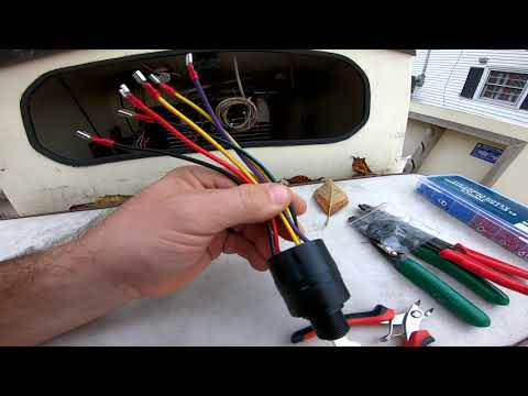 Mercury Outboard Ignition Switch Fixed
