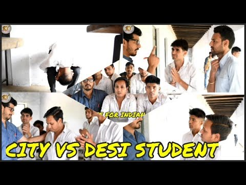 CITY VS DESI STUDENT | SALUTE FOR INDIAN ARMY | REAL HEROES IGLAS