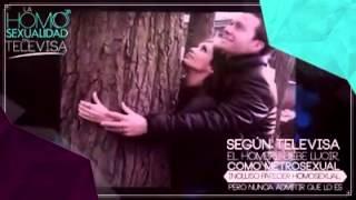 La Homosexualidad en Televisa @HugoSadh
