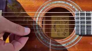 Zager Guitars new 2016 Travel size Quick walkaround