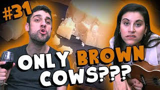 We Try A Parmesan Made with Only Brown Cows (Solo di Bruna) - #31