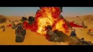 Безумный Макс - Дорога ярости (дублированный трейлер)