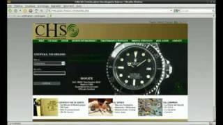 Certificato di Registrazione Archivio Internazionale Svizzero CHS