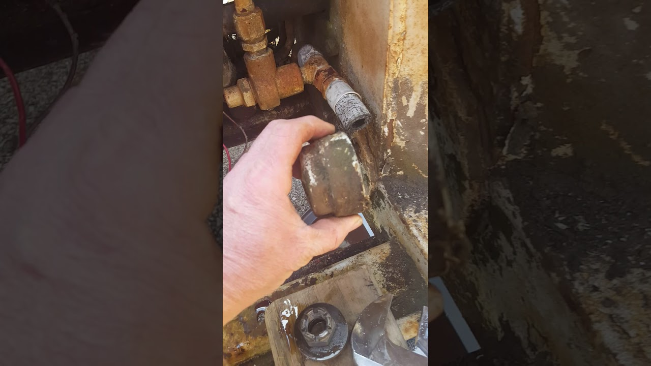 medium resolution of bobcat 610 axle removal replacement