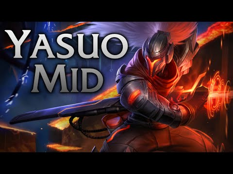 League of Legends | Project: Yasuo Mid - Full Game Commentary