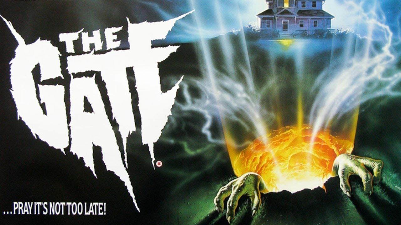 c6e355b19 The Gate (1987) - Original Trailer - YouTube