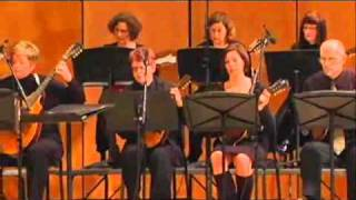 The Milwaukee Mandolin Orchestra Performs Mandolins in the Moonlight