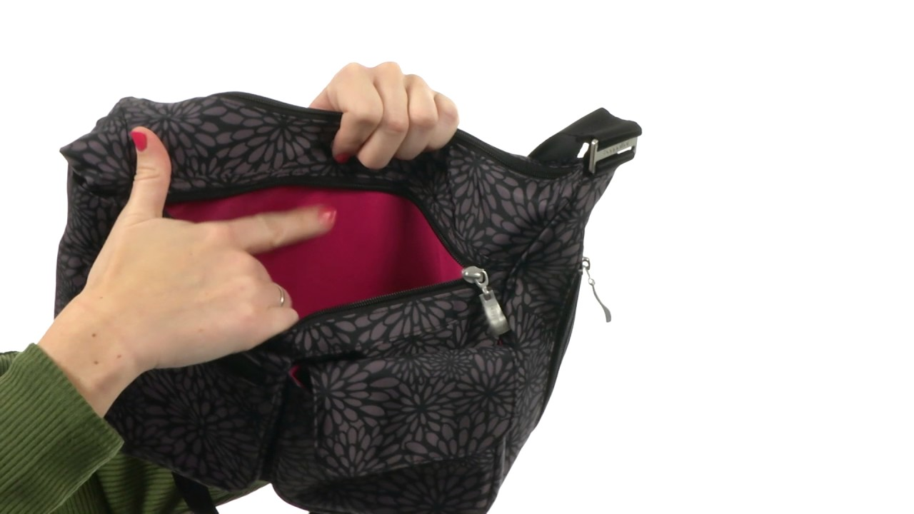 27bf217214 Baggallini Everywhere Bag SKU 8312593 - YouTube