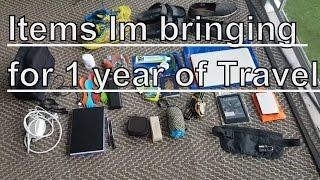 Minimalist Travel Backpacking