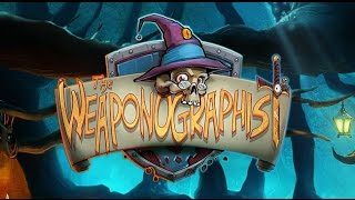 Let's look at: The Weaponographist