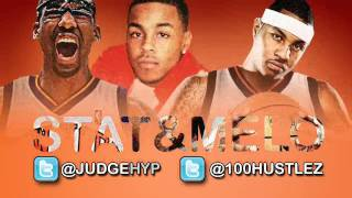 OFFICIAL NEW YORK KNICKS STAT AND MELO BY JUDGE HYP @JUDGEHYP