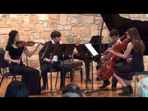 Mendelssohn String Quartet in F Minor Op 80  No 2 Finale