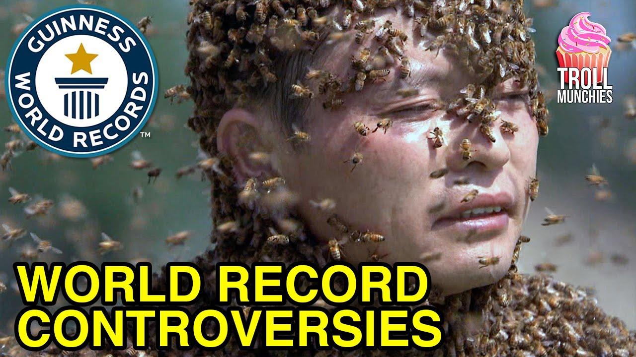 Craziest Guinness World Record Controversies