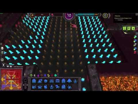 War for the Overworld - Over 700 Sentinels |
