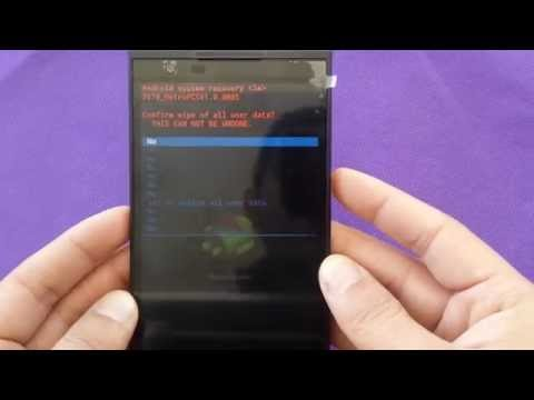 has reset zte z812 does the