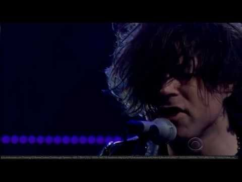 Ryan Adams with Don Was, The Late Late Show Januar