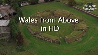 Highlights - Wales from Above in High Definition - HD